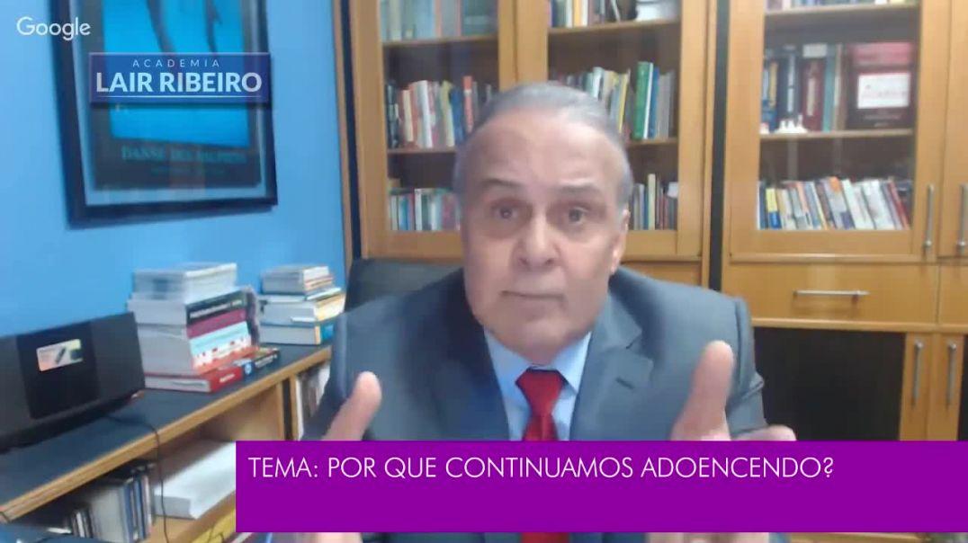 Por que Continuamos Adoecendo Dr Lair Ribeiro Oficial