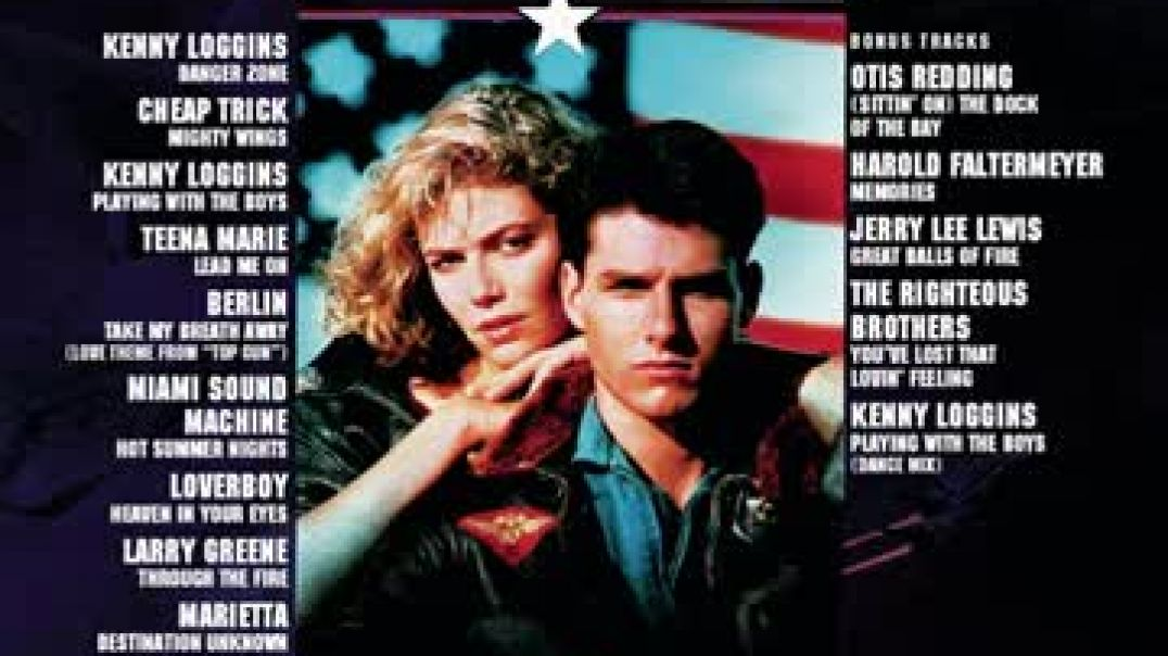 Playing With The Boys - Theme Top Gun Movie #1 Tema do File Top GUN #1