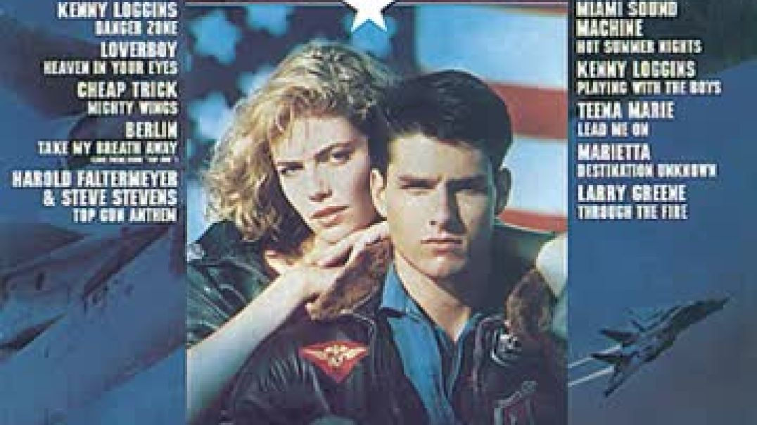 Mighty Wings From Top Gun Original Soundtrack #2 Tema do Filme TOP GUN