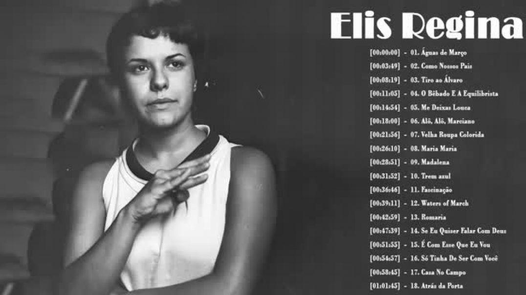 Elis Regina Album Completo - As Melhores Músicas De Elis Regina para vocÊ ouvir ainde estiver