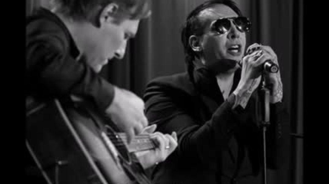 Marilyn Manson - acoustic record Full Album Marilyn Manson 2020