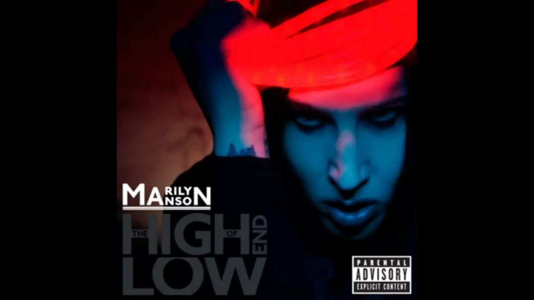 Full Album New - Marilyn Manson HIGH LOW Inéditoas Músicas