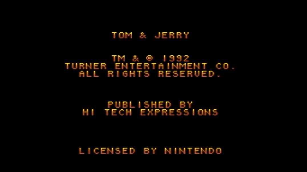zerando tom e jerry ( master system )