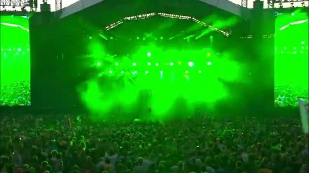 Pixies.- Live at Les Vieilles Charrues 2016 (full Show