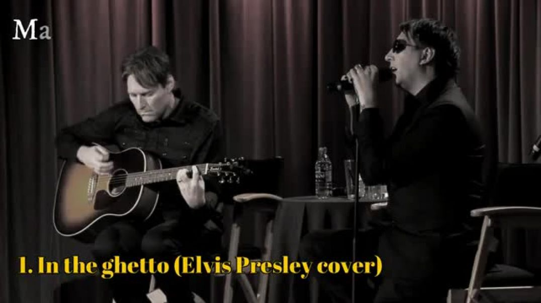 Marilyn Manson acoustic record part 2 - MArilyn Manson Full Album