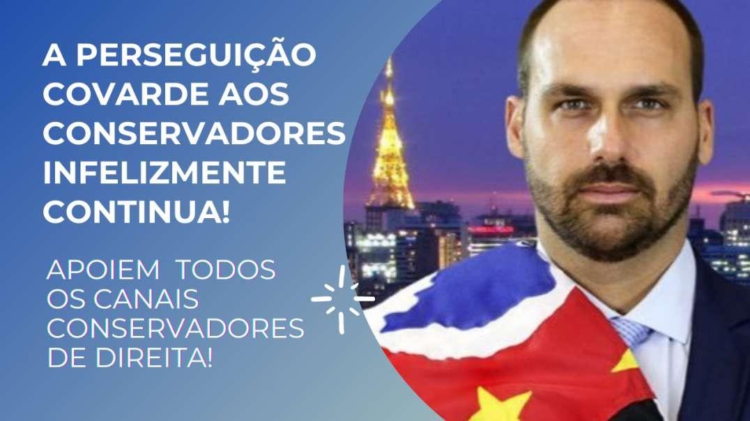 Multa do DitaDória vai virar alimento ! A PERSEGUIÇÃO AO CONSERVADORES CONTINUA!!