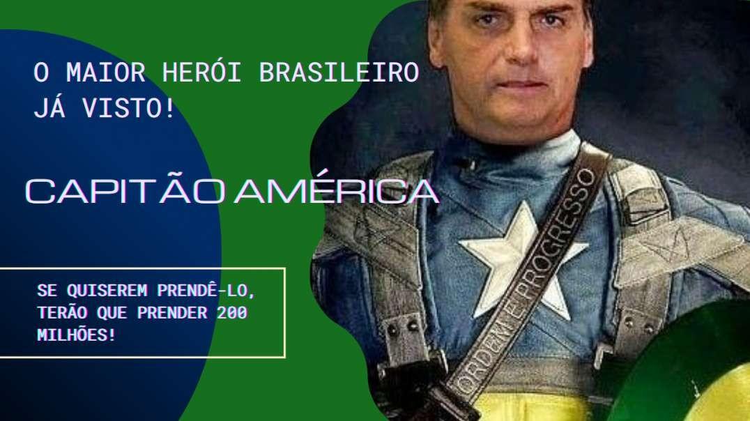 AGORA! Bolsonaro rebate acusações sobre Covaxin, desafia Renan Calheiros, CPI e GLOBO e mais!