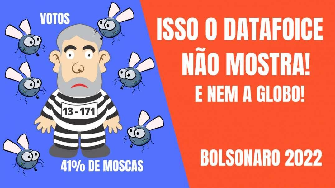 Bolsonaro veja nossa pesquisa você ganhará no primeiro turno